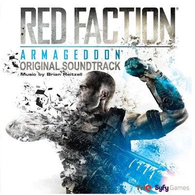 Саундтрек к игре Red Faction: Armageddon (2011)