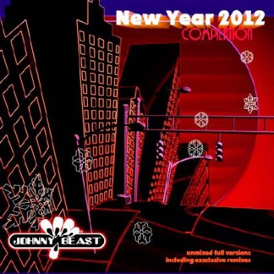 Dj Johnny Beast - New Year 2012 compilation (2012)