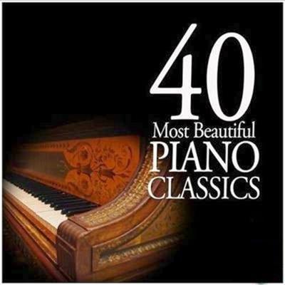 40 Most Beautiful Piano Classics (2011)