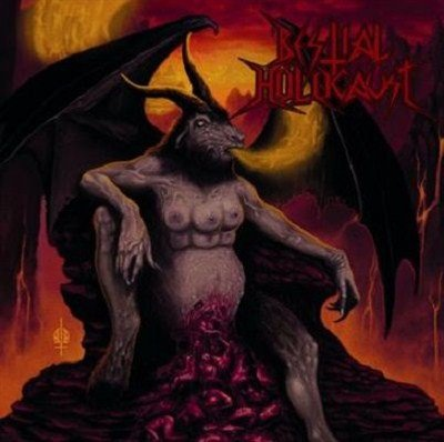 Bestial Holocaust - Into The Goat Vulva (2012)