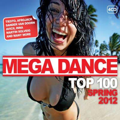 Mega Dance Spring 2012 Top 100 (2012)