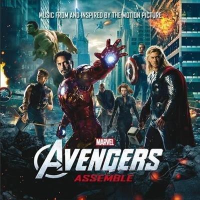 OST Avengers Assemble (2012)