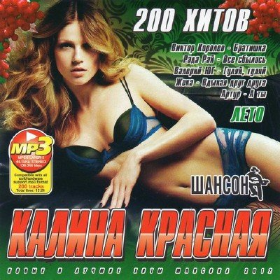 Калина Красная Лето (2012)