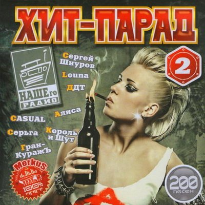 Хит-Парад Нашего Радио 2 (2012)
