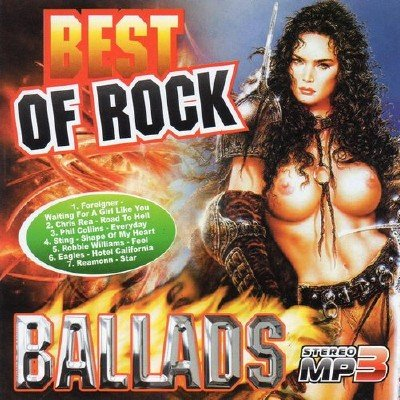Best Of Rock Ballads (2012)