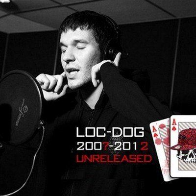 Loc Dog - Неизданное (2012)
