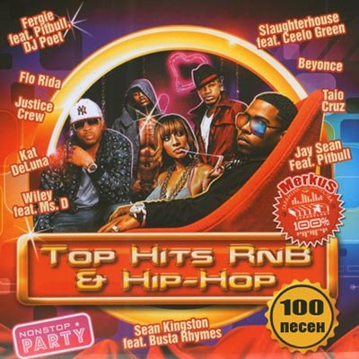 Top Hits RnB & Hip-Hop (2012)