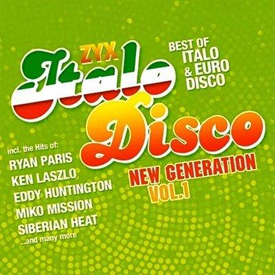 ZYX Italo Disco New Generation Vol.1 (2012)