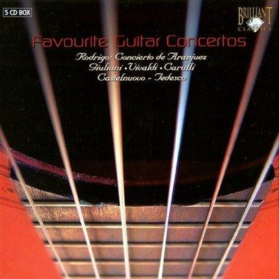 Favourite Guitar Concertos (2007)