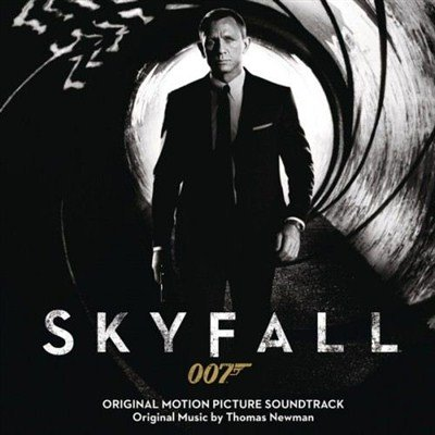 OST Skyfall / 007: Координаты Скайфолл (2012)