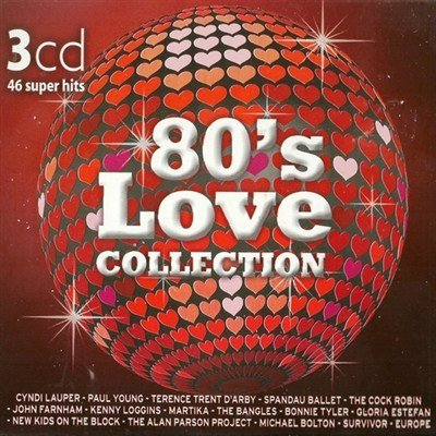 80's Love Collection (2012)