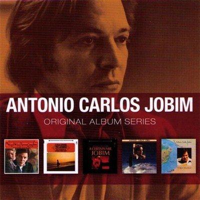 Antonio Carlos Jobim - Original Album Series (2012)