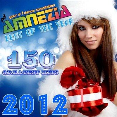 Amnezia Best Of 2012
