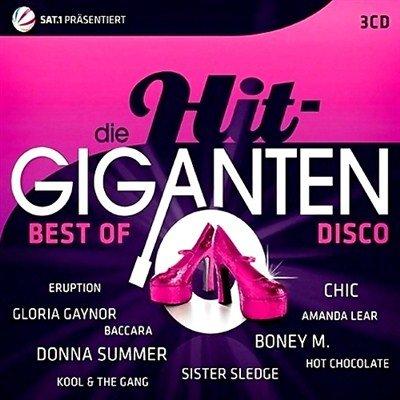 Die Hit-Giganten Best of Disco (2013)