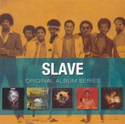 Slave - Original Album Series (2012)