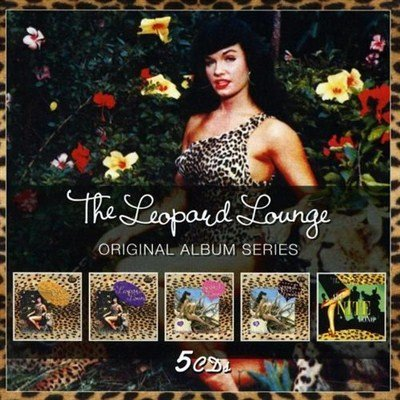 The Leopard Lounge. Original Album Series (2012)