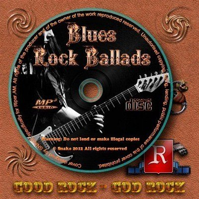 Blues Rock Ballads (2012)