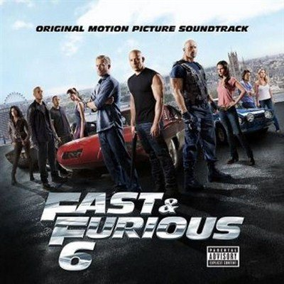 OST Форсаж 6 / Fast & Furious 6 (2013)