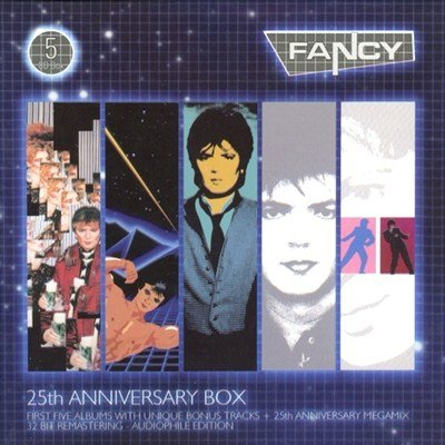 Fancy - 25th Anniversary Box (2010)