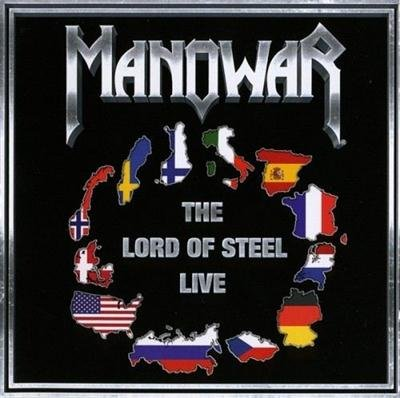 Manowar - The Lord of Steel Live [EP] (2013)