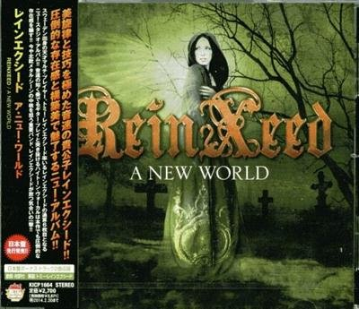 ReinXeed - A New World [Japanese Edition] (2013)
