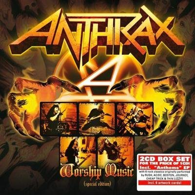 Anthrax - Worship Music [Special Edition] (2013)