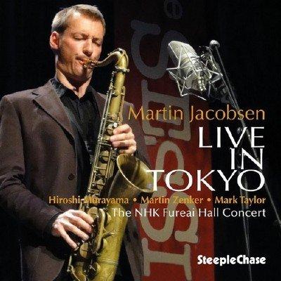 Martin Jacobsen - Live In Tokyo (2013)