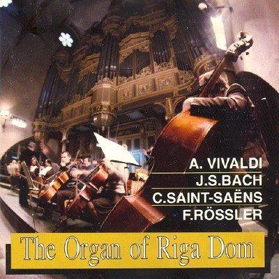 The organ of Riga Dom. Орган кафедрального Рижского Собора (1998)