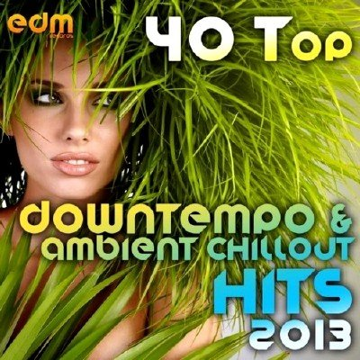 40 Top Downtempo & Ambient Chillout Hits (2013)