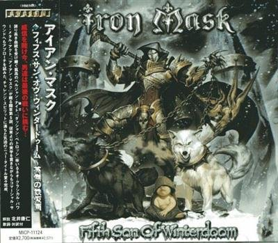 Iron Mask - Fifth Son Of Winterdoom [Japanese Edition] (2013)
