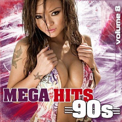 Mega Hits 90s Vol.8 (2013)