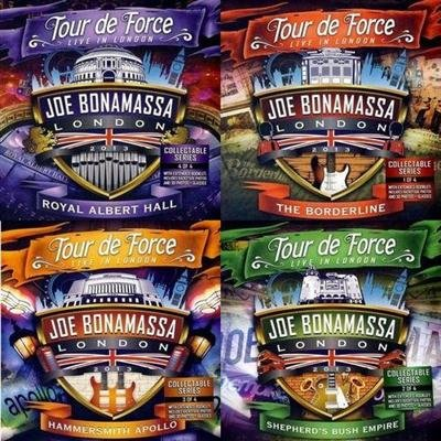 Joe Bonamassa - Tour de Force. Live In London (2013)