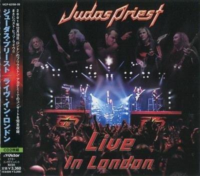 Judas Priest - Live In London [Japanese Edition] (2003)