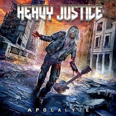 Heavy Justice - Apocalyze (2013)