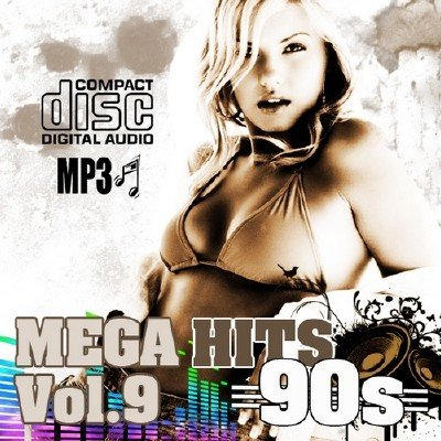 Mega Hits 90s Vol.9 (2013)