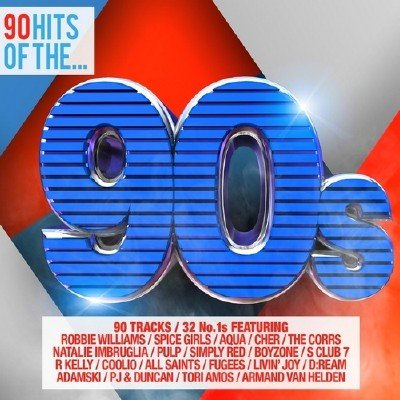 90 Hits Of The 90s (2013)