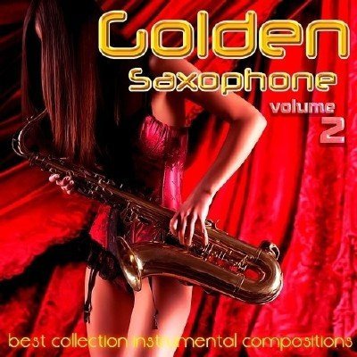Golden Saxophone Vol.2 (2014)