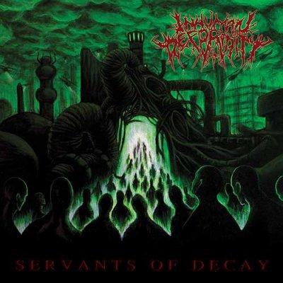Ihuman Deformity - Servants Of Decay (2013)