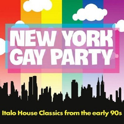 New York Gay Party (2014)