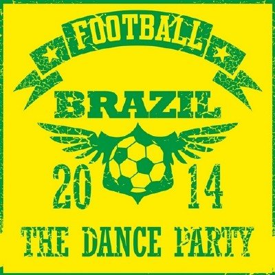 Football Brazil The Dance Party (2014)