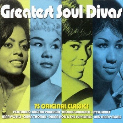 Greatest Soul Divas (2014)