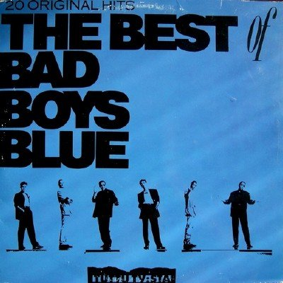 Bad Boys Blue - The Best Of (1991)