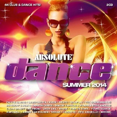 Absolute Dance Summer (2014)