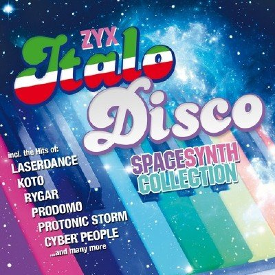 ZYX Italo Disco Spacesynth Collection (2014)