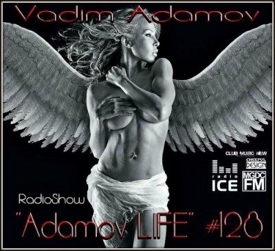 DJ Vadim Adamov - RadioShow Adamov LIVE 128 (2014)