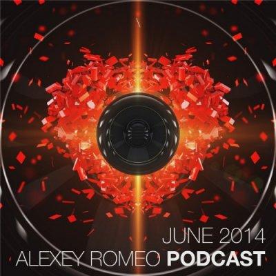 Alexey Romeo - Podcast (June 2014)