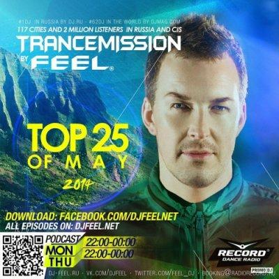 DJ Feel - Top 25 of May 2014