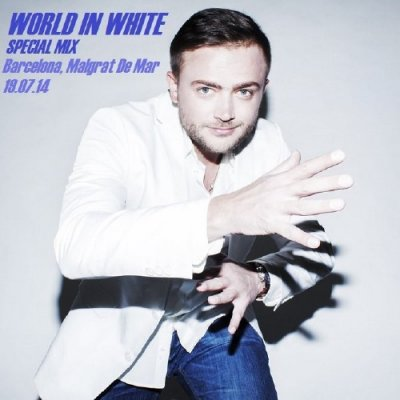 Alexey Romeo - World In White (Special Mix) (Barcelona, Malgrat De Mar, 19.07.14)