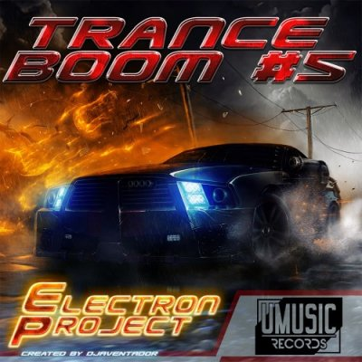 Electron Project - Trance Boom 5 (2014)