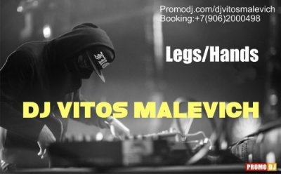 Dj Vitos Malevich - Legs Hands Trap Promo-Mix (2014)